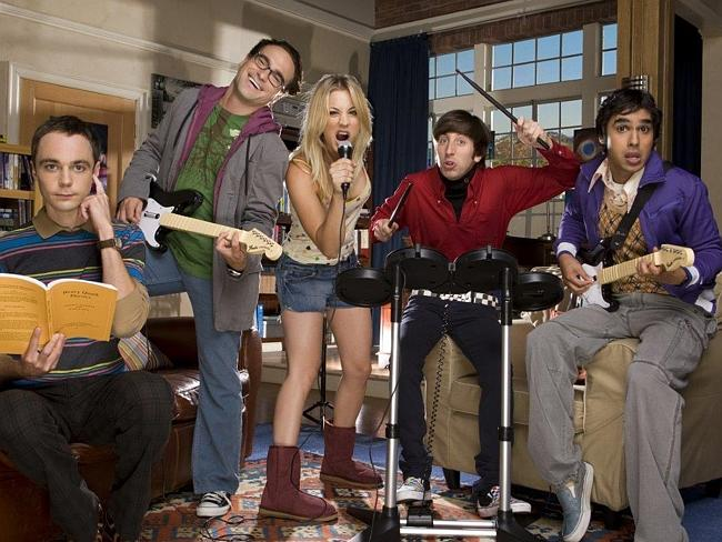 The Big Bang Theory has at least another three seasons to go.