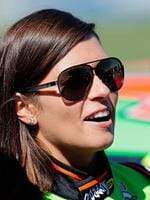 QUEEN of the track, NASCAR driver Danica Patrick at the Daytona 500. Picture: Sam Greenwood