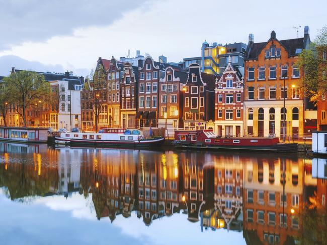 Australian cities should take housing inspiration from cities like Amsterdam.