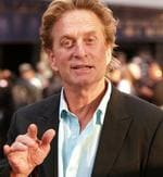 "<p>Michael Douglas spent time in rehab in the early 1990s after his wife called him a ""sex addict"". Douglas says the rehab related to alcohol.</p>"