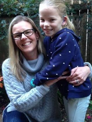 Summer Hunter passed her newborn hearing tests, so her mum Anthea was shocked to find out she was struggling to hear when she was four.