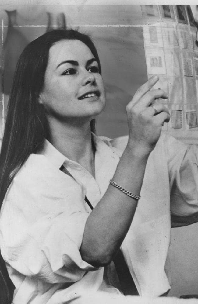 Lisa Wilkinson, at 21, became the youngest ever editor of Dolly.