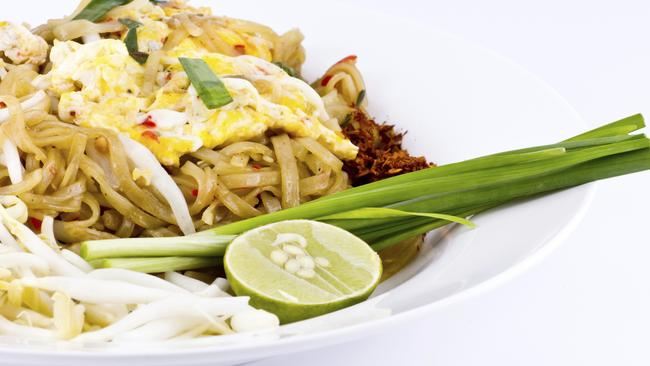 Pad Thai is our third most popular takeaway