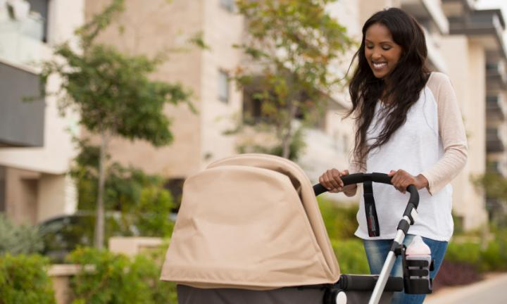 What to pack when leaving the house with a newborn