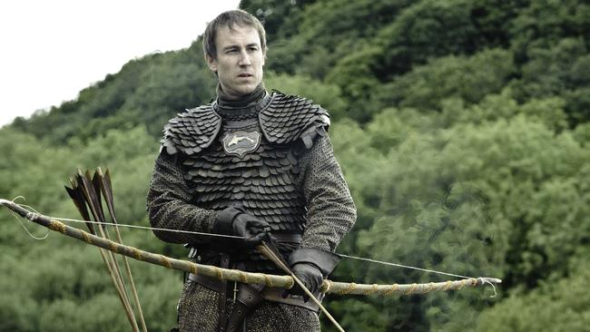 Tobias Menzies as Edmure Tully in Game of Thrones.