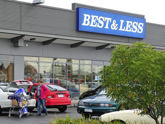 Fail ... Clothing companies Just Jeans, Best & Less and Lowes have been named as some of the worst performers when it comes to protecting workers in their international supply chain. Picture: Supplied