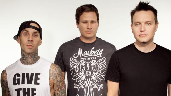 US punk band Blink-182 is a thing of the past for Tom Delonge.