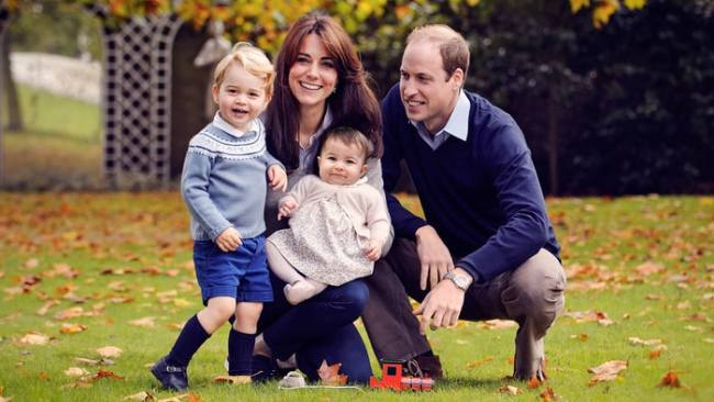 The Duke and Duchess' family is about to get bigger. Photo: Kensington Palace