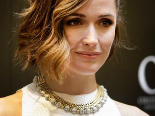 Rose Byrne Celebrates Being The New Face Of Oroton