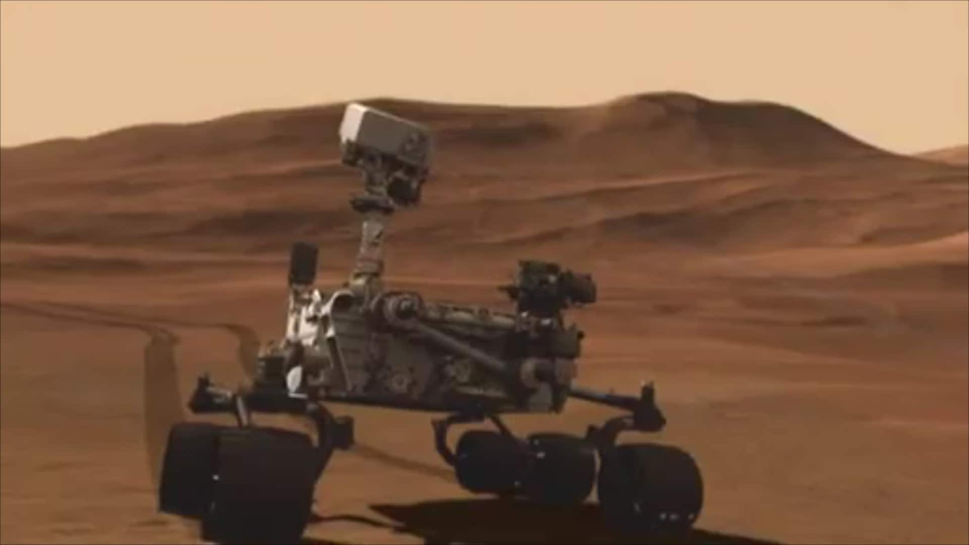 Australia to play key role in Mars landing by NASA rover ...