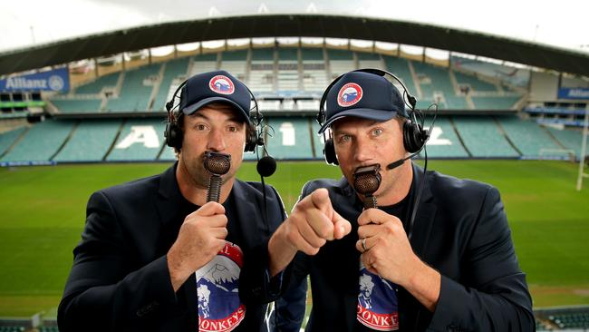 Press Red for Fletch and Hindy.