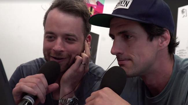 Hamish and Andy's hidden camera prank with Guy Sebastian might be their best