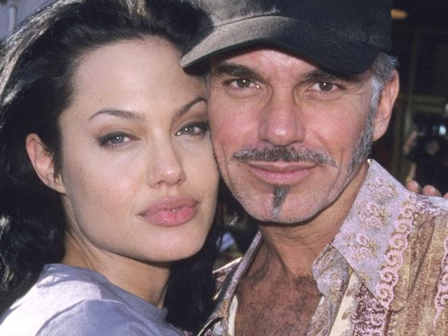 "Angelina Jolie and Billy Bob Thornton during ""Gone in 60 Seconds"" Los Angeles Premiere at National Theater in Westwood, California, United States. (Photo by S. Granitz/WireImage)   Picture: Getty"