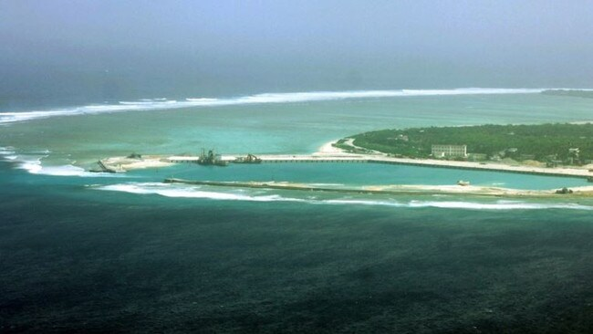 China has deployed surface-to-air missiles on Woody Island. Source: CSIS/AMTI