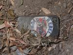 A phone cover found by police after a senior Rebels bikie gang member was assaulted by his own crew at Prospect. The man was rumoured to have been cheating with another member's wife, but another claim was that he'd been planning on leaving the gang.