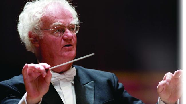 Expert advice ... the program has been designed in consultation with music conductor Richard Gill.