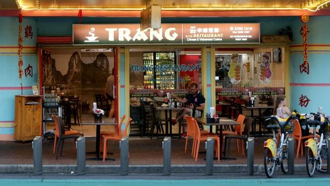 Trang Restaurant West End West End Qld