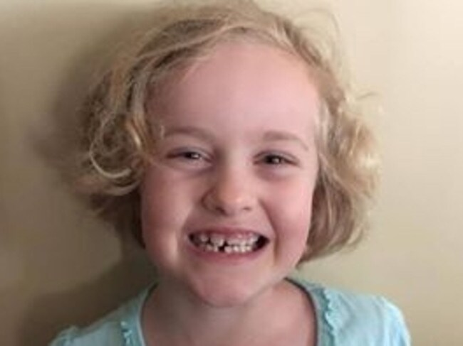 Rosie Andersen had been sick for a few days before her tragic death.