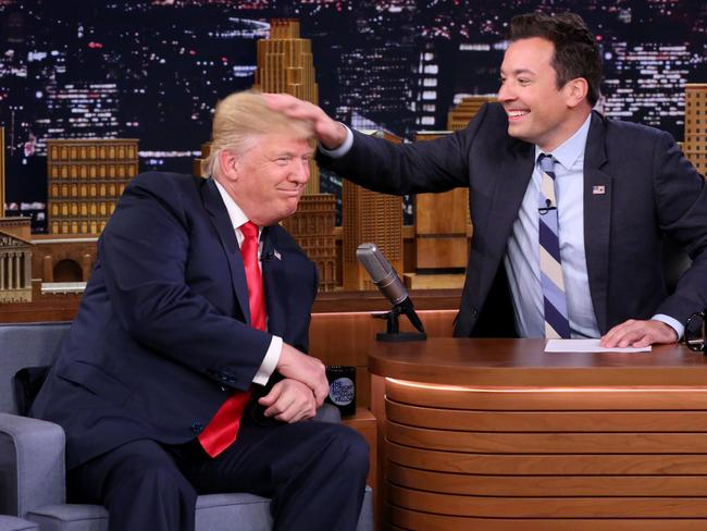 This is why we love Jimmy Fallon.