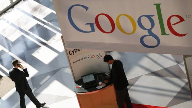 Google's story of starting in a garage is well known. Picture: AP Photo Mark Lennihan.