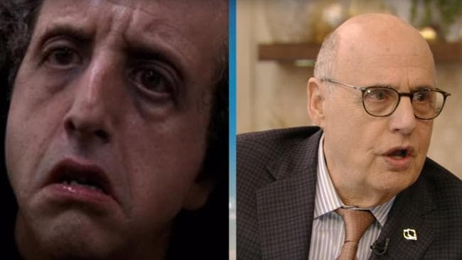 At left, Schiavelli. At right, Tambor. NOT THE SAME GUY.