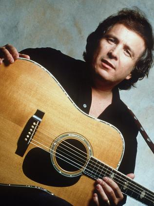 Smash hit ... American entertainer Don McLean is best known for his song American Pie. Picture: Supplied