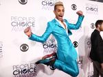 Frankie J. Grande attends the People's Choice Awards 2016. Picture: Christopher Polk/Getty