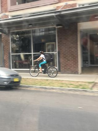 SafeWork NSW has investigated one incident and two complaints involving food delivery cyclists in the last two years.
