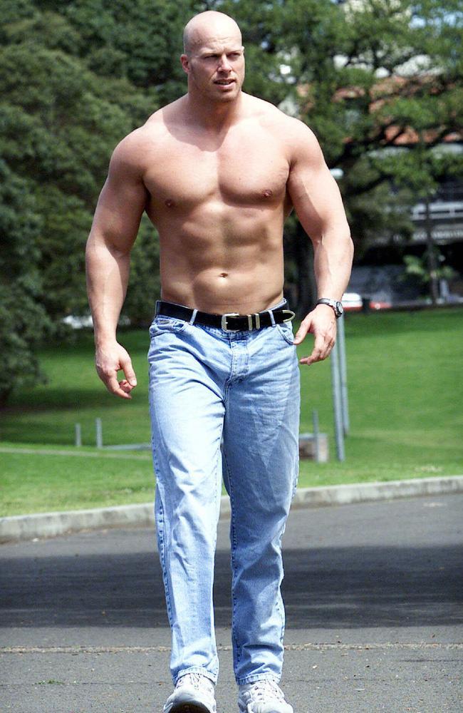 Nathan Jones (wrestler) - Alchetron, the free social ...