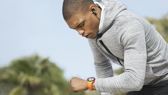 Huawei's Watch 2 collects fitness information as well as notifications.