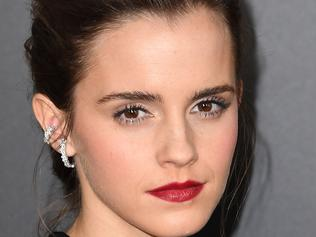 """(FILES) This file photo taken on March 13, 2017 shows actress Emma Watson attending the New York special screening of Disney's live-action adaptation 'Beauty and the Beast' at Alice Tully Hall in New York City. """"Beauty and the Beast"""" star Emma Watson is taking legal action after dozens of private pictures of her trying on clothes were stolen and posted online, her publicist said on March 15, 2017.""""Photos from a clothes fitting Emma had with a stylist a couple of years ago have been stolen,"""" the 26-year-old British actress's spokesman told AFP.""""They are not nude photographs. Lawyers have been instructed and we are not commenting further."""" Media reports said the pictures were shared on the so-called """"dark web"""" -- an encrypted part of the internet not easily accessible by users lacking specialist knowledge. / AFP PHOTO / ANGELA WEISS"""
