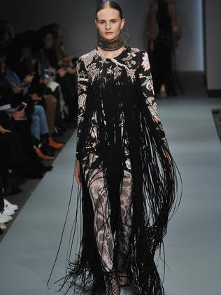 Zimmermann fashion is chic in New York. Picture: Getty