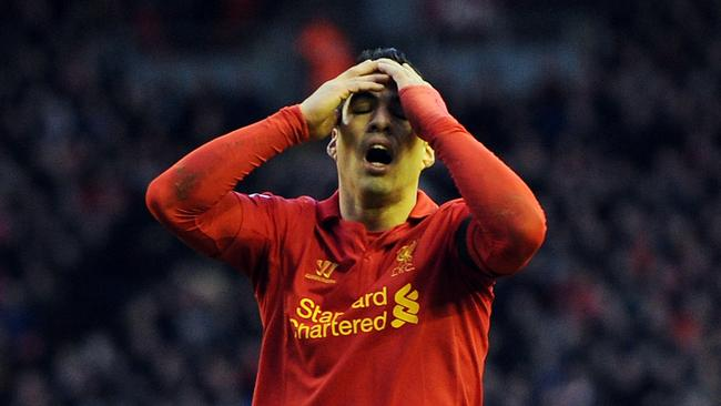 Uruguay striker Luis Suarez has been suspended for four months, which includes 13 Liverpool games.