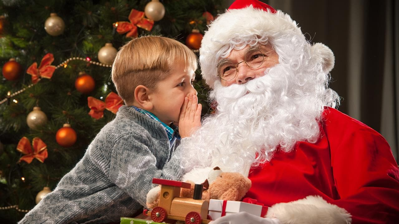 perhaps the most daunting question parents are asked by their children during the holidays is is santa real dr aliza pressman joins lunch break with - Santa Claus With Kids