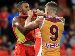 AFL Suns V Lions QClash