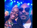 "Behind The Scenes 2014 MTV VMAs... Rapper Snoop Dogg psts, ""Me n my date"" Picture: Instagram"