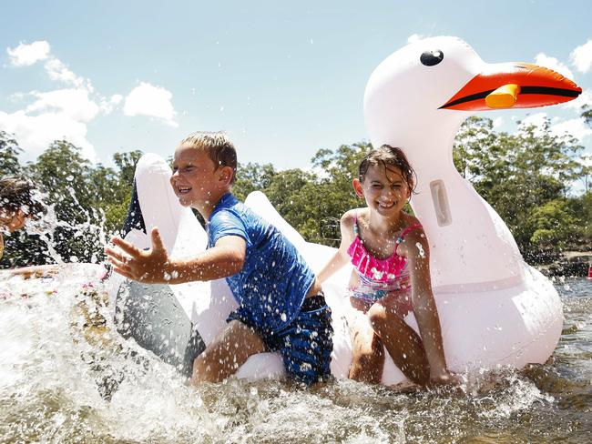 The Best Swimming Spots In Western Sydney Cairns Post