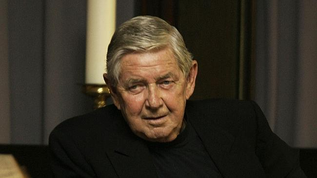 Ralph Waite pictured as the Reverend Norman Balthus in the HBO series Carnivale. Picture: AP Photo/HBO, Doug Hyun