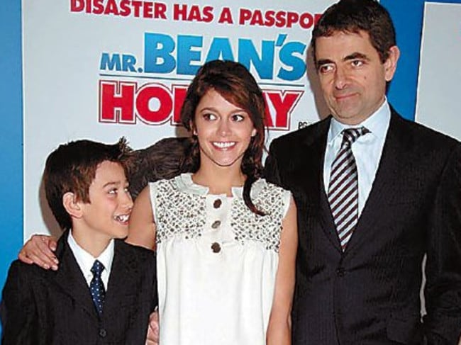 Mr Bean Real Family Images amp Pictures Becuo