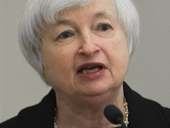 Fed chair Janet Yellen stopped quantitative easing when the US economy became stronger.
