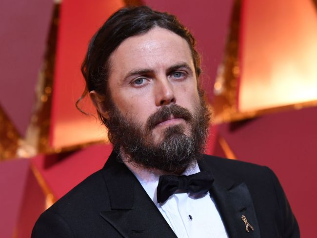 Casey Affleck pulled out of the Oscars ceremony, after renewed attention on accusations of sexual harassment against the 42-year-old star. Photo: AFP
