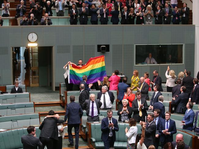 The Marriage Amendment (Definition and Religious Freedoms) Bill 2017 was passed in the House of Representative on Thursday, December 7.