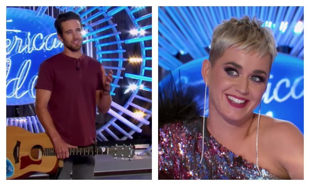 Katy Perry slammed for suggestive comments about American Idol contestant