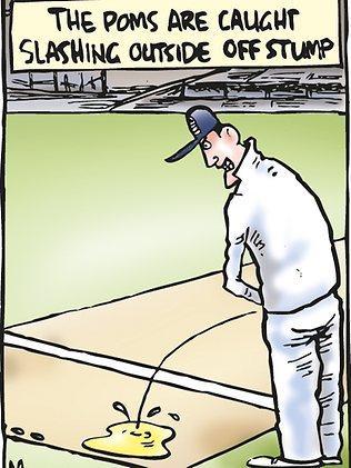 David McArthur cartoon.