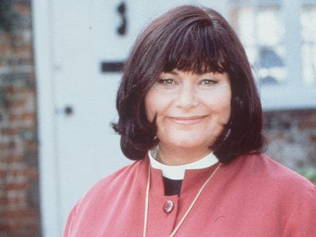 Dawn French could soon become The Bishop of Dibley