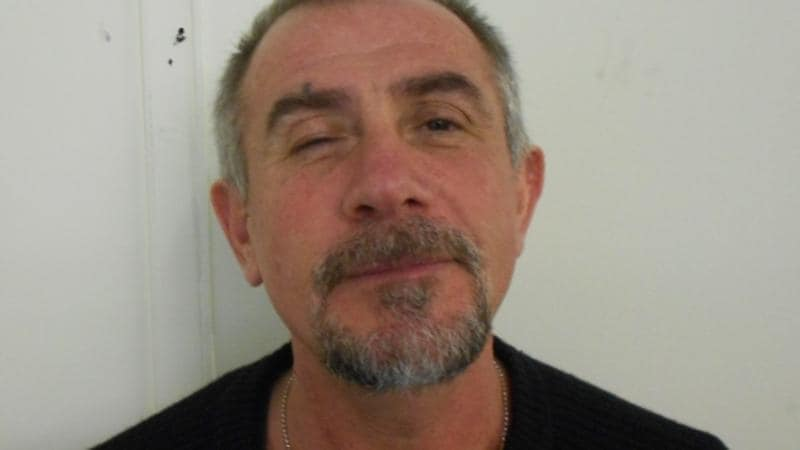 Police are searching for registered sex offender Evangelas Tsiaras. Picture: Victoria Police