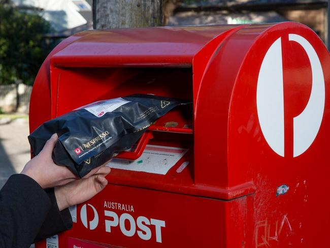 AusPost's fight over four words