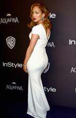 Actress Jennifer Lopez attends InStyle and Warner Bros. 73rd Annual Golden Globe Awards Post-Party at The Beverly Hilton Hotel on January 10, 2016 in Beverly Hills, California. (Photo by Frazer Harrison/Getty Images)