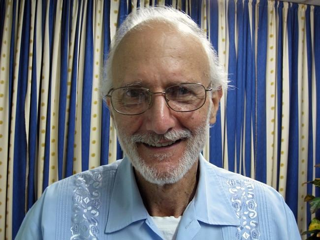 Jailed ... American Alan Gross, who was imprisoned after travelling repeatedly to the country on a separate, clandestine USAID mission to expand internet access.
