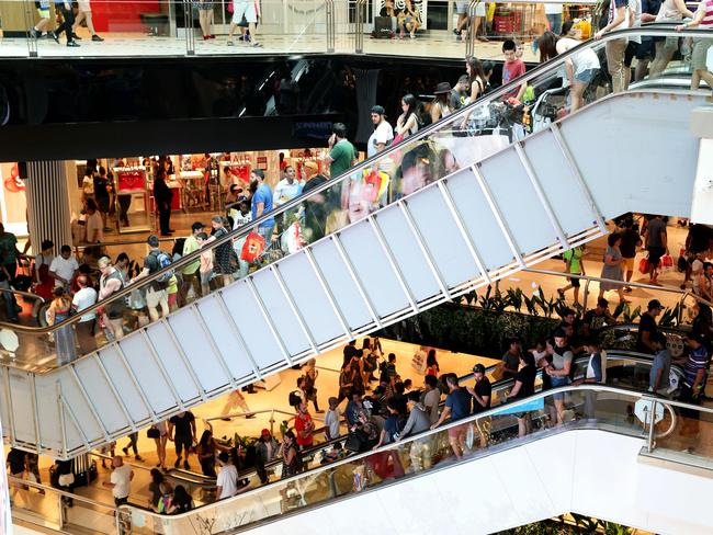 One expert has warned a downturn in consumer spending could be more dangerous to the economy than the property bubble.